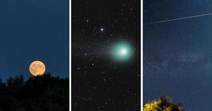 eventos astronómicos octubre