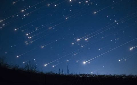 lluvia de meteoros octubre