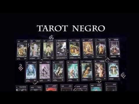 cuál es el tarot negro